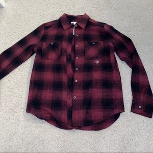 L.A Hearts Flannel!! Brand new with tags